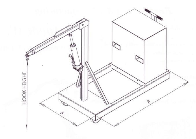 Crane_Hook_Dimensions http://www.contractors-solutions.net/portable-shop-crane.aspx