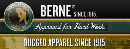 Berne Workwear & Work Clothes