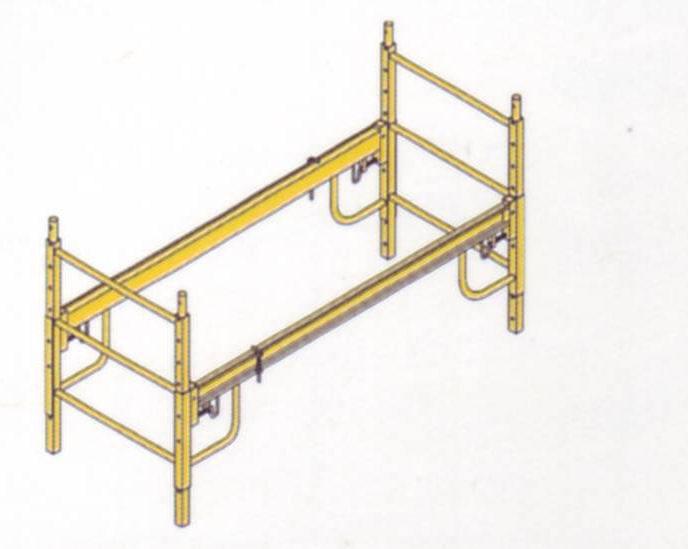 Bil Jax Scaffolding Parts : Projax scaffolding additional height package