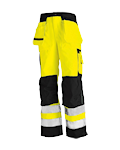 Blaklader 1633 Hi Vis Work Pants