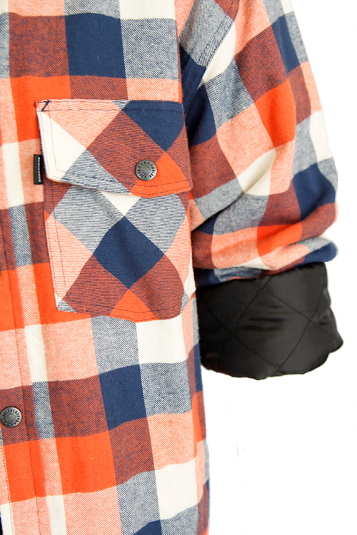 Lined Flannel Shirt