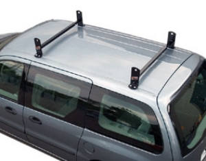 van ladder rack
