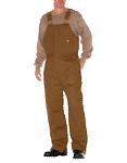 Insulated Duck Bib Overalls