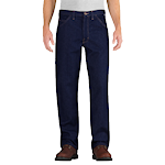 Flame-Resistant Relaxed Fit Straight Leg Carpenter Jean