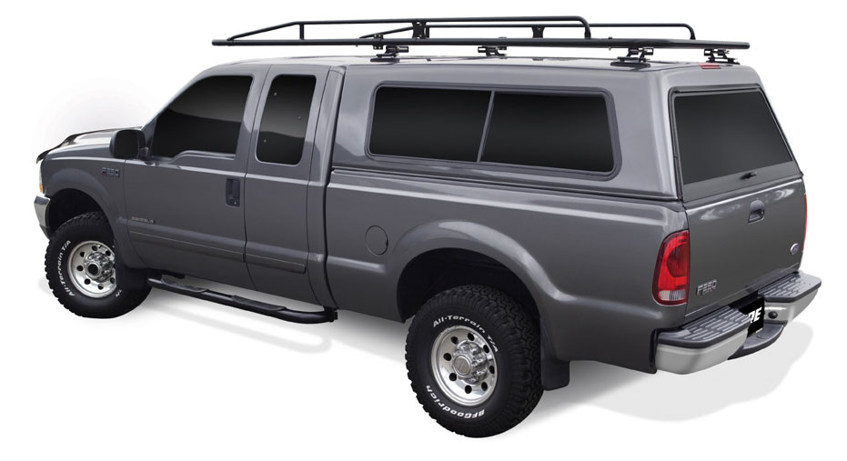 pickup truck cap rack