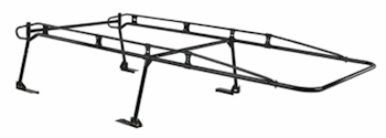 Pro III truck rack for pickups