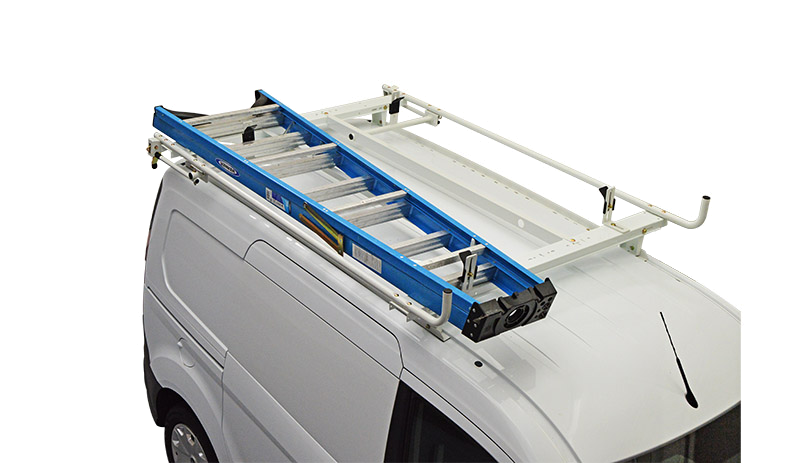 Clamp Amp Lock Van Rack