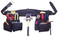 contrators tool rig, bag, pouch