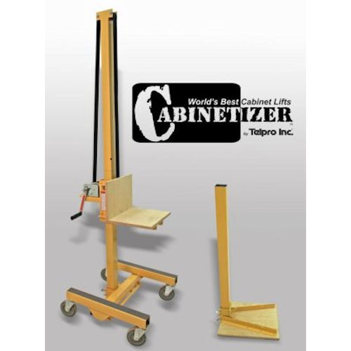 Cabinetizer Cabinet Installation Lift by TelPro