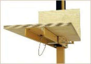 Seat Base Extension for TelPro GilLift Cabinetizer Cabinet ...