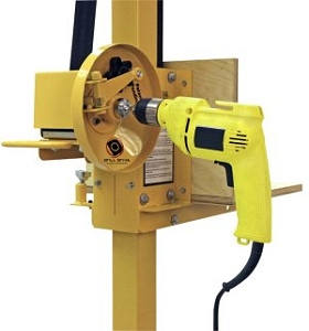 Drill Drive for TelPro GilLift Cabinetizer Cabinet Installation Lift