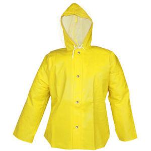 The Original Webdri® PVC On Polyester Hooded Rain Jacket