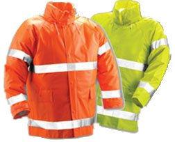 FR rain coats