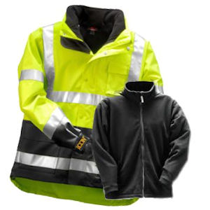 Reflective Jacket Icon 3 1 For High Visibility