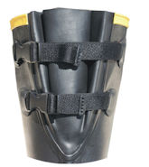 rubber metatarsal boots gusset