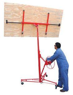 drywall panel lift