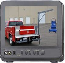 bumber truck crane video