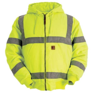 Hi-Visibility Hooded Active Jacket