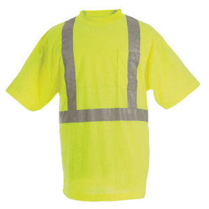 Hi-Visibility Pocket Tee Shirt