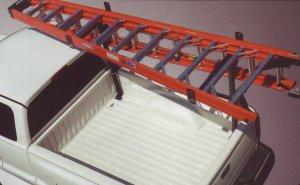 Extruded Aluminum Truck Rack
