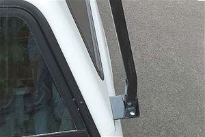Cross Tread Steel Stake Pocket Adapter Kit
