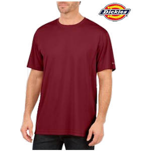 Performance Short Sleeve Cooling Tee Shirt