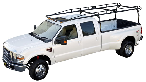 Pro II Truck Rack for Open Bed Pickups