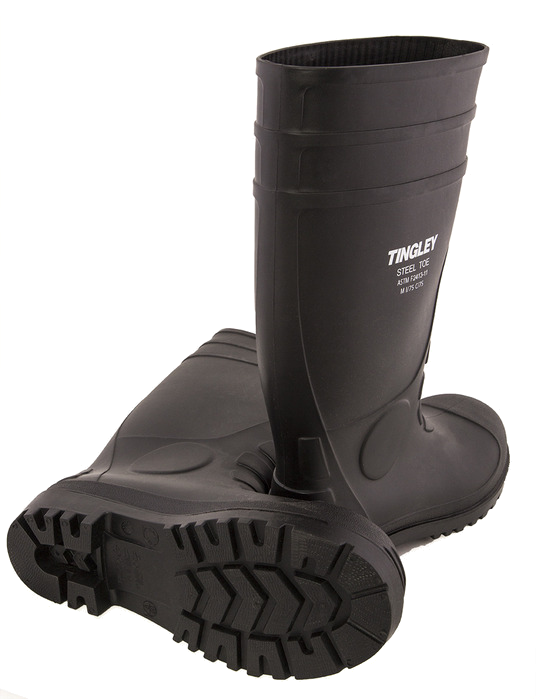 General Purpose PVC Steel Toe Knee Boots