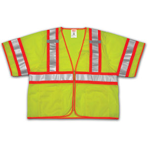 Class 3 Two Tone Safety Vest