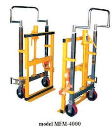 crate hand truck
