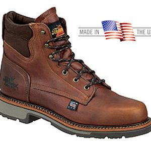 "Thorogood 6"" American Heritage Work Boots"