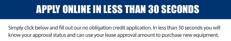 Apply for Equipment Leasing