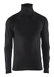 Thermal Underwear Top-X-Warm 70% Merino Wool