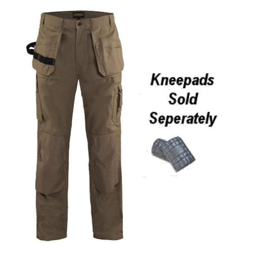 latest releases bright in luster quality first Blaklader Bantam Work Pants with Knee Pads Pockets