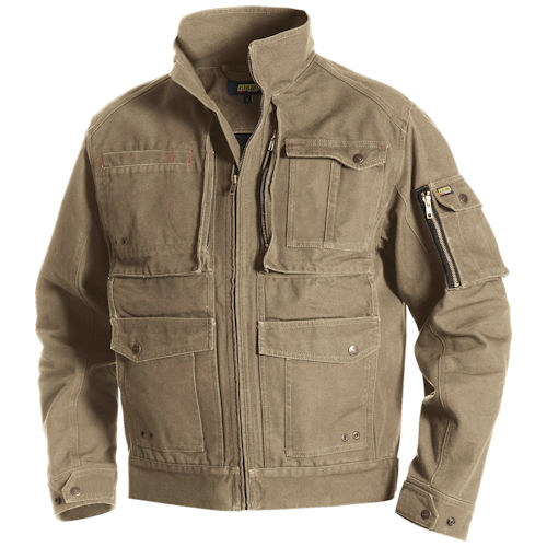 Brawny Canvas Jacket Contractor S Solutions