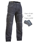 Cordura Denim Work Pants