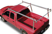 Aluminum truck ladder rack