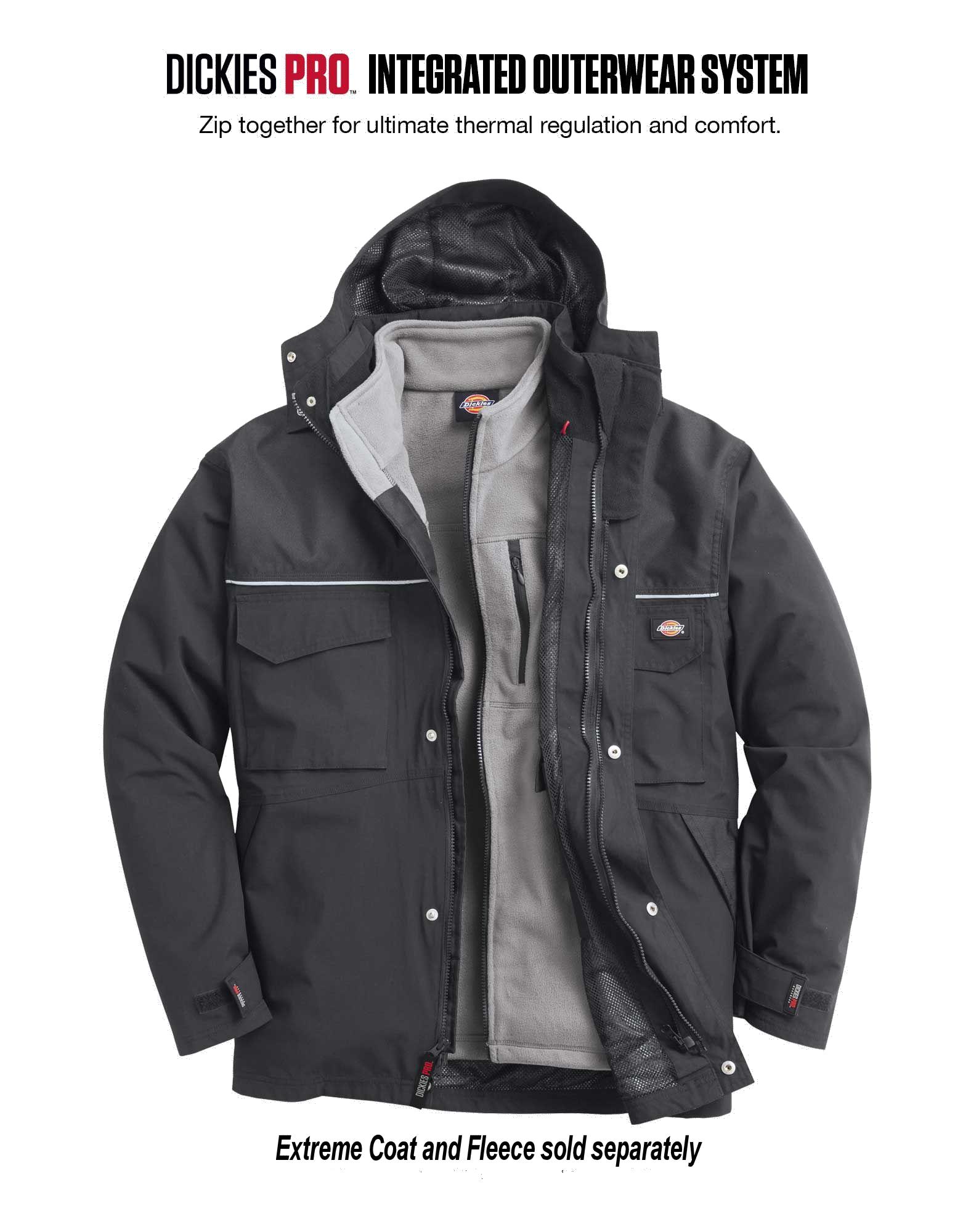 eb316ed8170bd Dickies Pro™ Jasper Extreme Coat