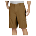 Relaxed Fit Lightweight Duck Cargo Shorts