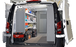 Commercial Van Equipment Packages