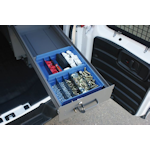 Plastic Drawer Bin With Dividers