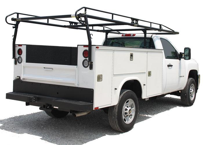 Pro Ii Heavy Duty Service Truck Rack