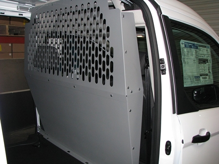 Van Bulkhead Partition