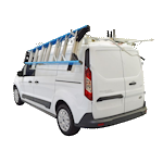 EZ-LoDown™ Ladder Rack Mechanism Only