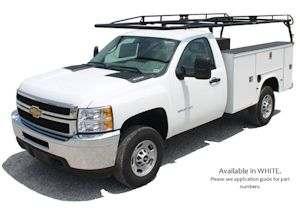 service body truck rack
