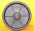 polypropylene caster wheel