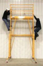 scaffolding work platform