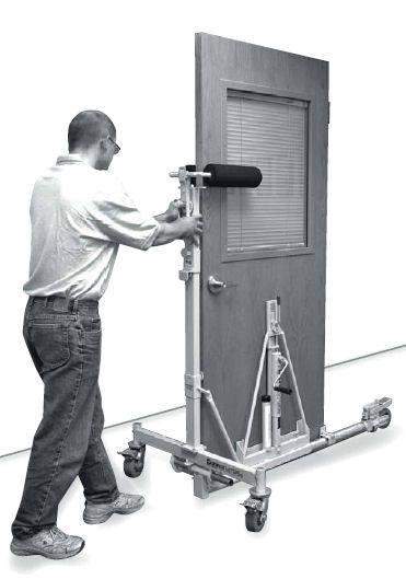 Doorminator Door Handler Model 40100