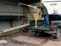 pick up truck crane