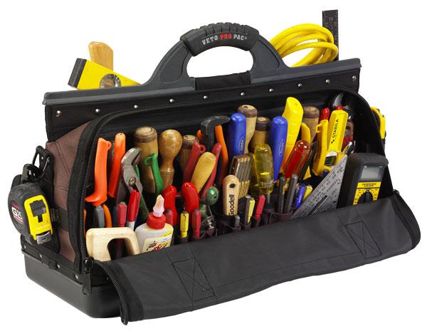 Veto Pro Pac Model Xxl F Tool Bag